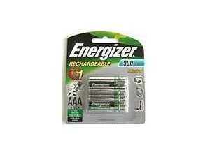 Energizer AAA ReChargeable Battery 4 pack