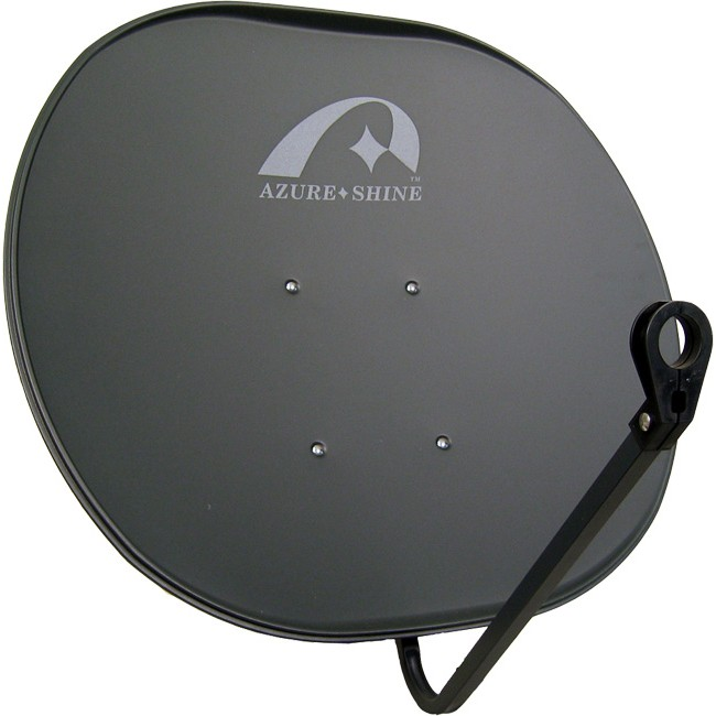 Azure Shine 80cm KU Band Satellite Dish