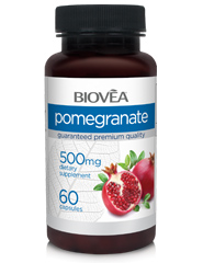 POMEGRANATE 500mg 60 Capsules