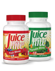 JUICE-RITE® 1 MONTH SUPPLY