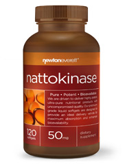 NATTOKINASE 50mg 120 Softgels