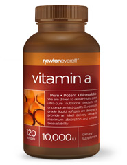 VITAMIN A 10,0000 IU 120 Softgels