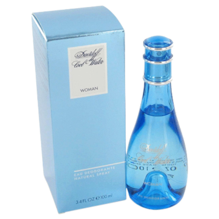 Cool Water 100 ml Deodorant Spray for women By Davidoff