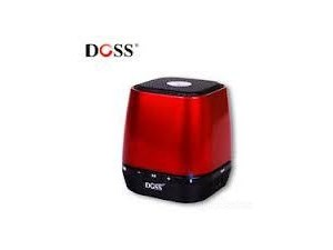 Doss Red Colour Bluetooth Speaker - Brilliant Sound Effects!