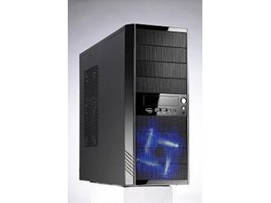 CaseCom KM 5288 Gaming ATX Black Mesh Case