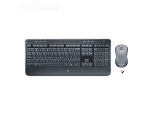 Logitech MK520 Wireless Keyboard & Mouse ComboSet