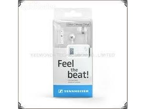 Sennheiser MM30i White Ear Canal Headset