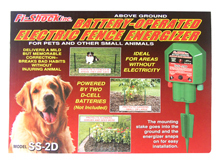 Fi-Shock Battery-Operated Electric Fence