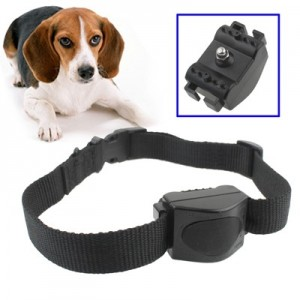 Anti Bark Dog Collar Waterproof Auto Vibration Barking Stopper (A101)