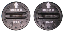 RFA67 Dual Pack (Lithium batteries )